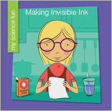 Cover: Making Invisible Ink