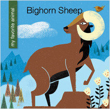 Cover: Bighorn Sheep