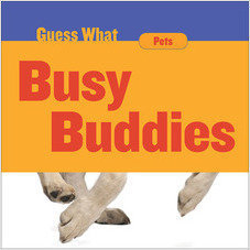 Cover: Busy Buddies: Dog
