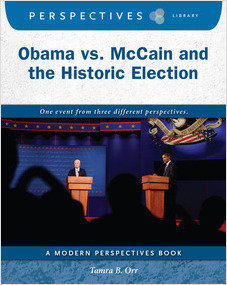 Cover: Obama vs. McCain and the Historic Election