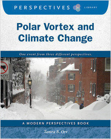 Cover: Polar Vortex and Climate Change