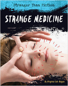 Cover: Strange Medicine