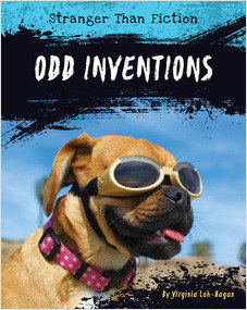 Cover: Odd Inventions