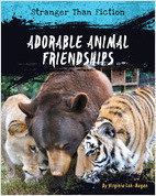 Cover: Adorable Animal Friendships