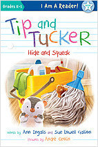 Cover: Tip and Tucker Hide and Squeak