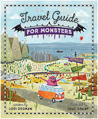 Cover: Travel Guide for Monsters