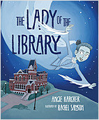 Cover: The Lady of the Library