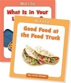 Cover: What I Eat