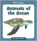 Cover: Animals of the Ocean