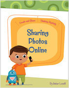 Cover: Sharing Photos Online