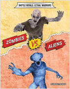 Cover: Zombies vs. Aliens