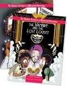 Cover: The Secret Society of Monster Hunters