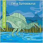 Cover: I'm a Spinosaurus