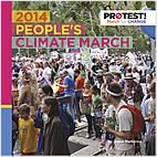 Cover: 2014 People's Climate March