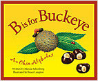Cover: B is for Buckeye: An Ohio Alphabet