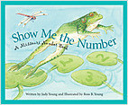 Cover: Show Me the Number: A Missouri Number Book
