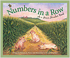Cover: Numbers in a Row: An Iowa Number Book