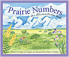 Cover: Prairie Numbers: An Illinois Number Book