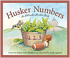 Cover: Husker Numbers: A Nebraska Number Book
