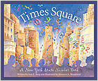 Cover: Times Square: A New York Number Book