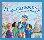 Cover: D is for Democracy: A Citizen's Alphabet