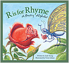 Cover: R is for Rhyme: A Poetry Alphabet