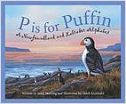 Cover: P is for Puffin: A Newfoundland and Labrador Alphabet