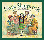 Cover: S is for Shamrock: An Ireland Alphabet