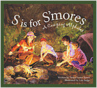 Cover: S is for S'mores: A Camping Alphabet