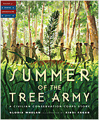 Cover: Summer of the Tree Army: A Civilian Conservation Corps Story