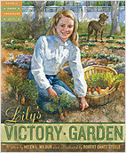Cover: Lily's Victory Garden