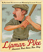 Cover: Lipman Pike: America's First Home Run King