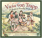 Cover: V is for Von Trapp: A Musical Family Alphabet