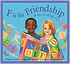 Cover: F is for Friendship: A Quilt Alphabet