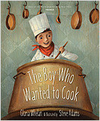 Cover: The Boy Who Wanted to Cook
