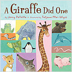 Cover: A Giraffe Did One