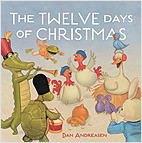 Cover: The Twelve Days of Christmas