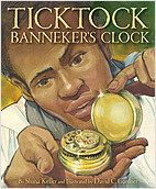 Cover: Ticktock Banneker's Clock