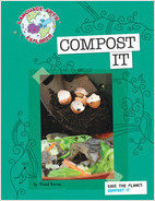 Cover: Save the Planet: Compost It