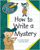 Cover: How to Write a Mystery