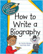 Cover: How to Write a Biography