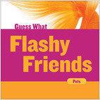 Cover: Flashy Friends: Goldfish