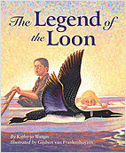 Cover: The Legend of the Loon