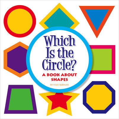 Cover: Which Is the Circle?: A Book about Shapes