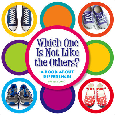 Cover: Which One Is Not Like the Others?: A Book about Differences