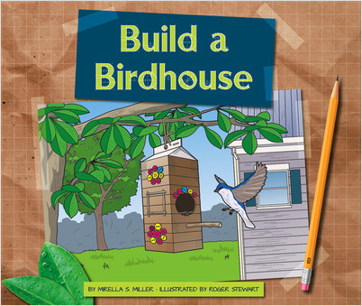 Cover: Build a Birdhouse
