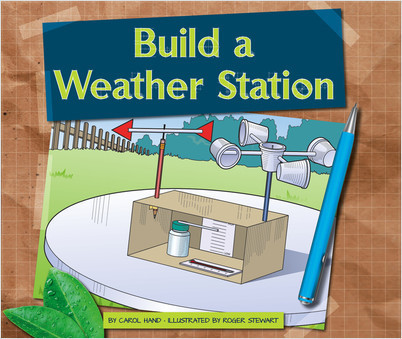 Cover: Build a Weather Station