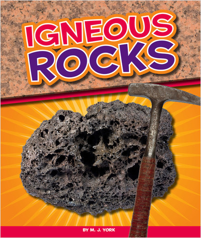 Cover: Igneous Rocks