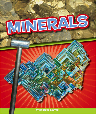Cover: Minerals