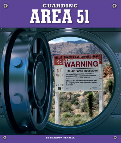 Cover: Guarding Area 51